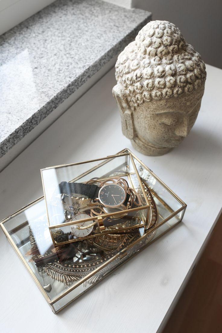 die besten 25 buddha deko ideen auf pinterest gro e. Black Bedroom Furniture Sets. Home Design Ideas