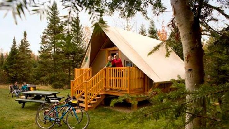 Edmontonians looking for a more luxurious wilderness experience can now try…