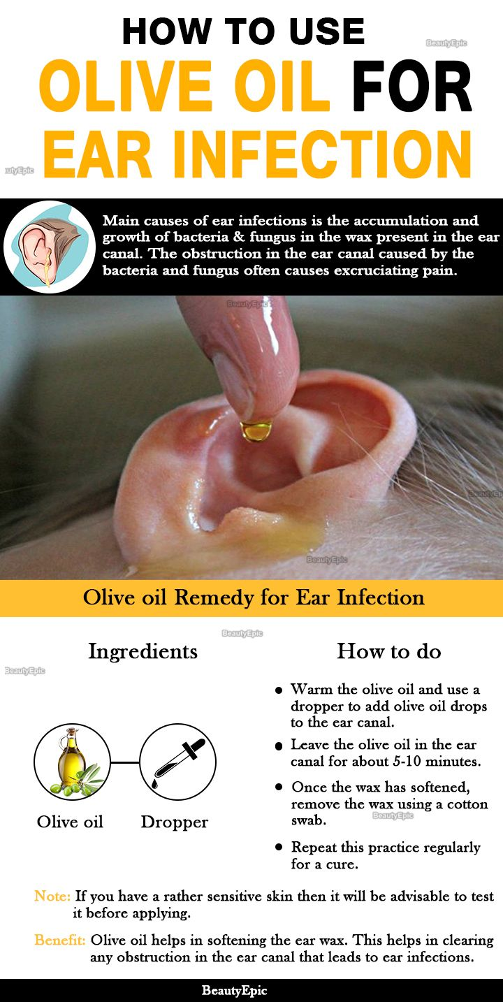 How To Use Olive Oil For Ear Infections Oils For Ear Infection Ear Infection Remedy Earache Remedies