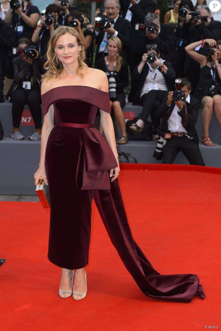 Diane Kruger - Projection de Black Mass lors du 72e Festival du Film de Venise en Italie le 4 septembre 2015