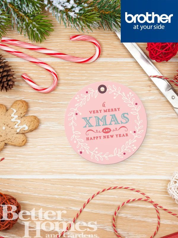 Up your wrapping game this year with beautiful gift tags. We love these ones from @Brotherau http://bit.ly/1GMmywQ