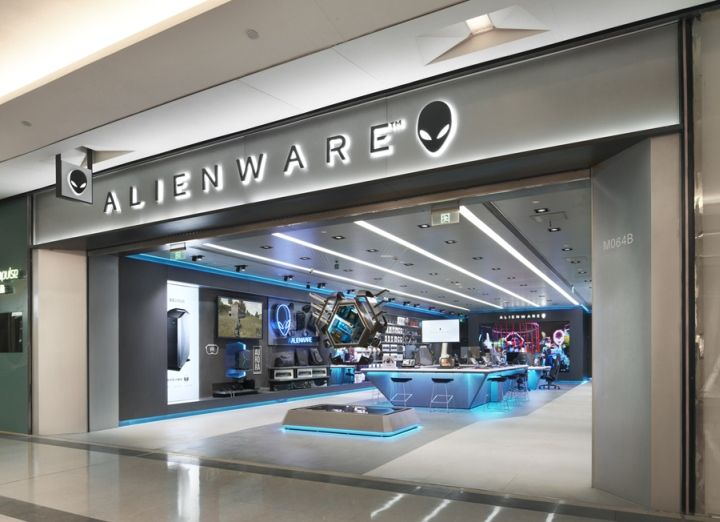 a39cca92b Alienware flagship store by Gramco, Chengdu – China » Retail Design ...