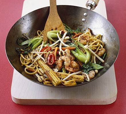 A quick and easy stir-fry to rival the Chinese take away