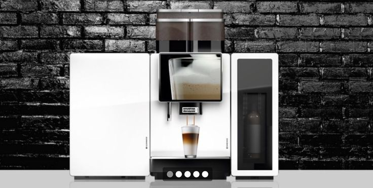 Barista Farnke COFFEESYSTEMS A 1000 Excellent milk froth hot & cold Fully automated cleaning system Intuitive touch display Two Instant products (cocoa and vanilla) Profitable from 8 cups a day! www.solono.gr