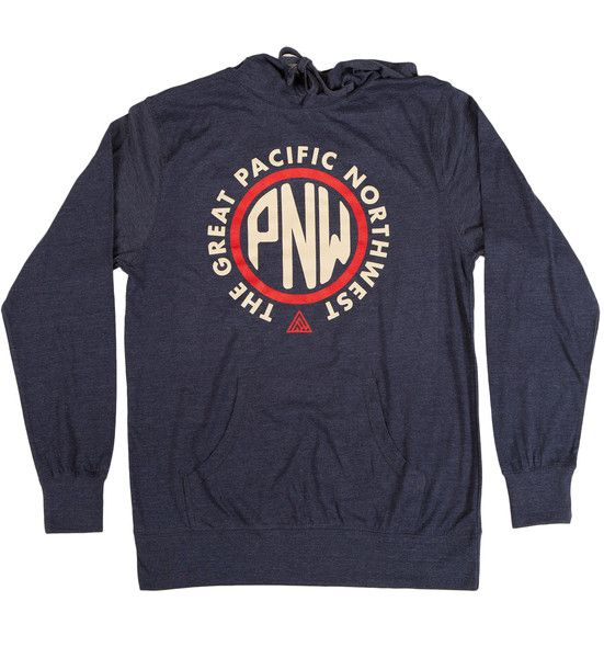 Upper Left USA Pullover Hoodie Aue2BVD