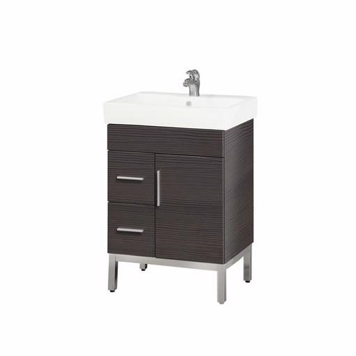 Pic On Empire Industries Daytona Vanity with Barcelona Ceramic or Stone Top Door Side Drawers Bath Vanity from Home u Stone