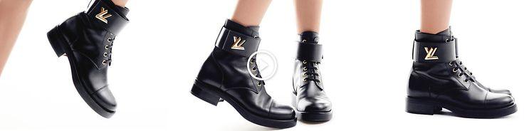 Sapatos de Luxo, Casuais e outros modelos Femininos - Louis Vuitton®