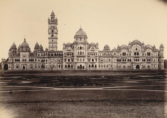 Laxmi Vilas Palace in Vadodara