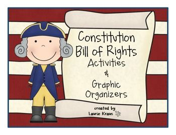 Constitution activities - Perfect for Constitution Day! TpT