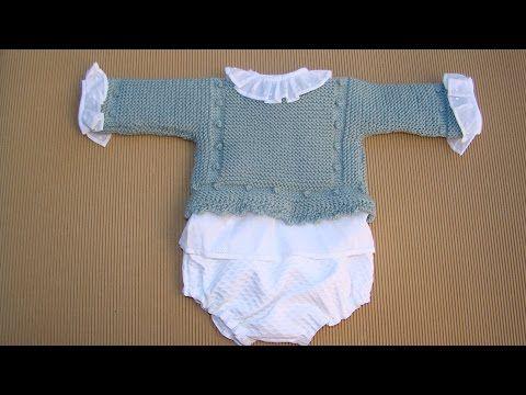 1354 best bebes images on Pinterest | Ropa de bebés, Tejido para ...