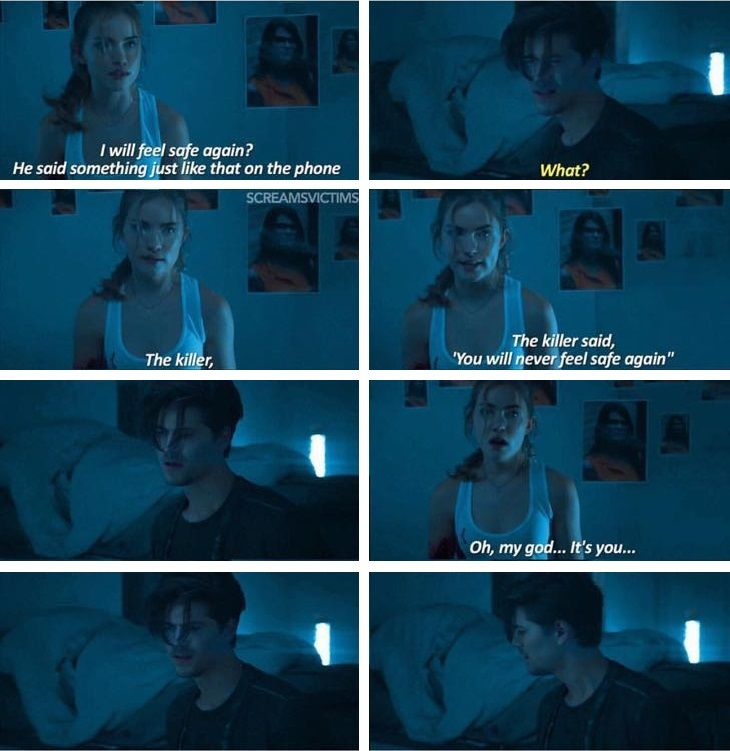 #Scream #2x12 #Season2Finale