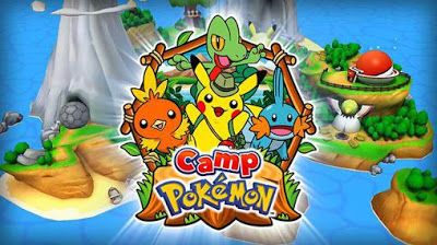 Camp pokemon v1.3 Mod Apk Game Free Download