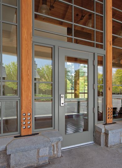 Marvin commercial windows and doors gallery marvin for Marvin transom windows