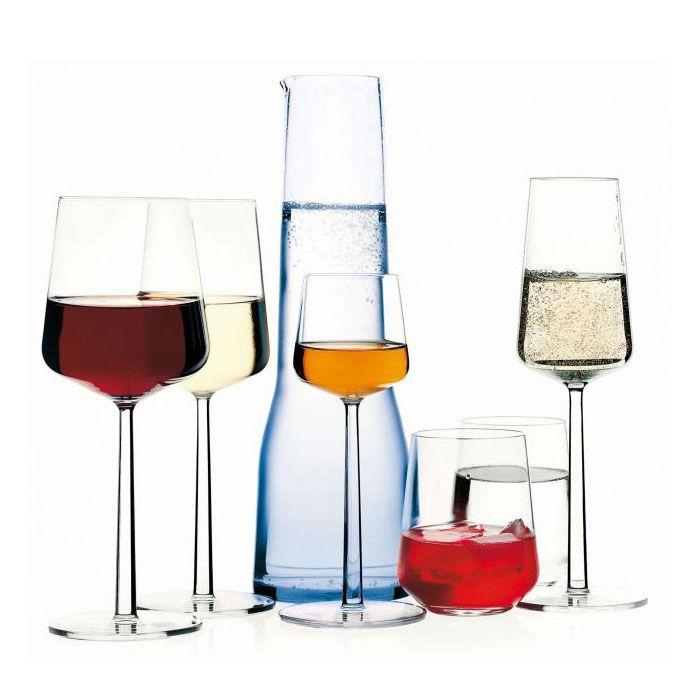 Essence Vattenglas 35 cl, Klar - Alfredo Häberli - Iittala - RoyalDesign.se
