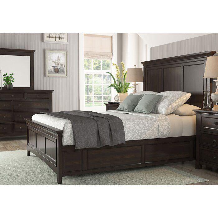 Joplin Queen Standard Configurable Bedroom Set With Images