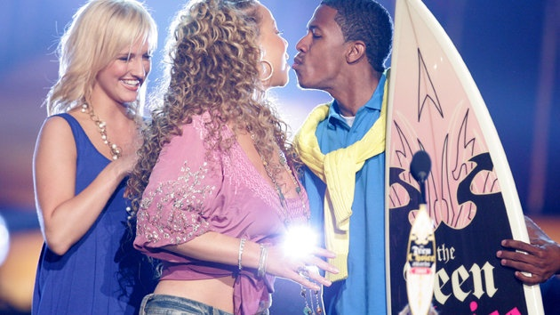 (Kevin Winter, Getty Images) Happy 5th Wedding Anniversary, Mariah Carey and Nick Cannon.