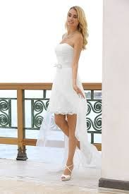 Korte trouwjurk