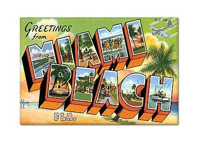 american postcards vintage