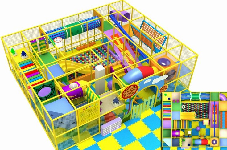 54 best children 39 s playroom ideas images on pinterest for Indoor play structure prices