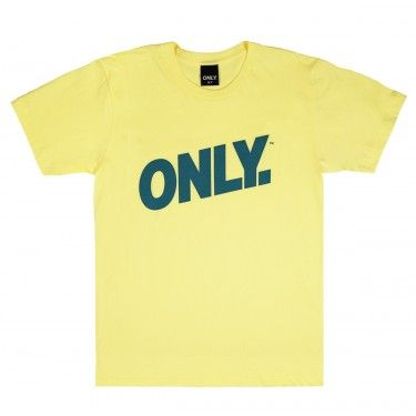 Only NY - Volley Tee Lemon