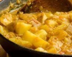 Aloo (curry de pommes de terre)