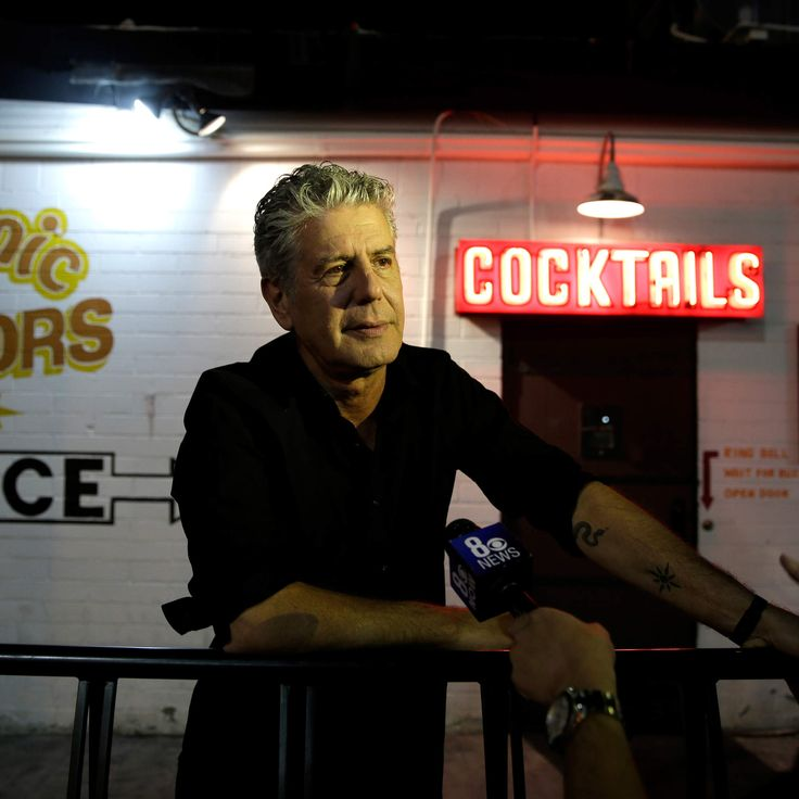 Why Bourdain's 'Parts Unknown' Is Better Than 'No Reservations'