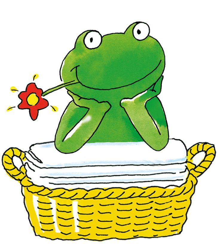 Frosch Granatapfel Waschmittel