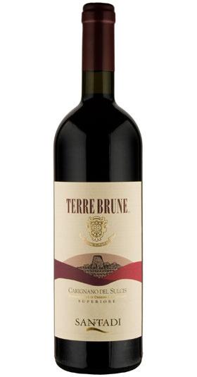 Sardinia Wine 2005 Terre Brune, Santadi