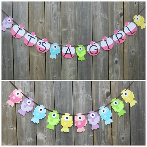 Hey, I found this really awesome Etsy listing at https://www.etsy.com/listing/250907658/its-a-girl-gone-fishing-theme-banner