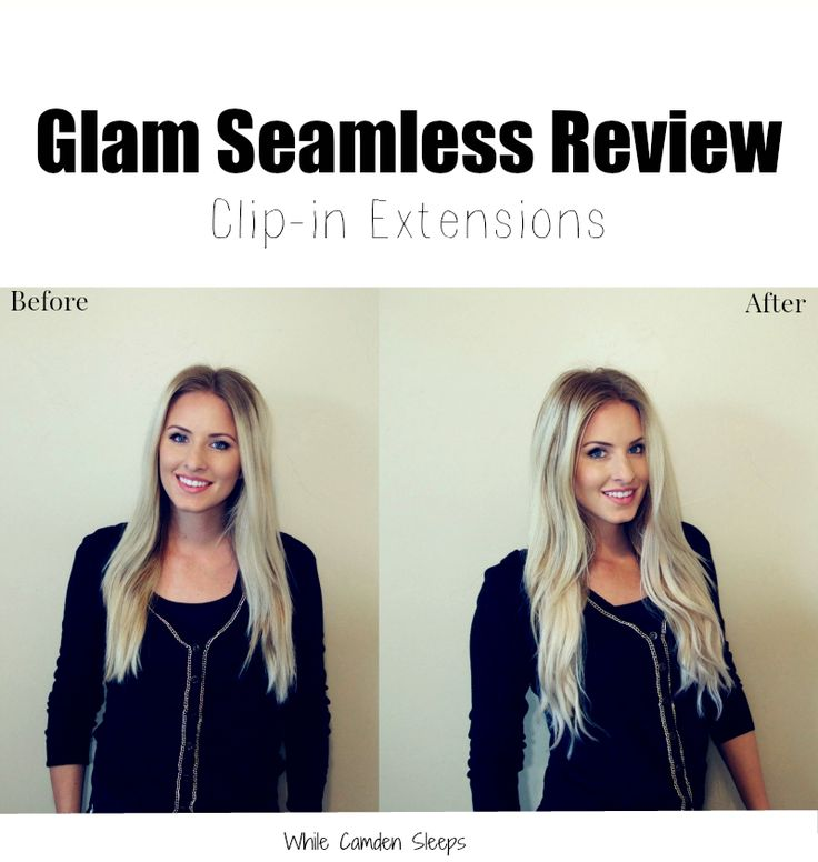 Glam seamless coupon code