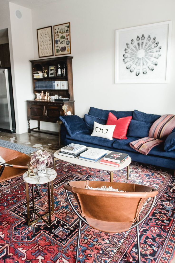 An Industrial Eclectic Bachelor Pad in Texas — House Call