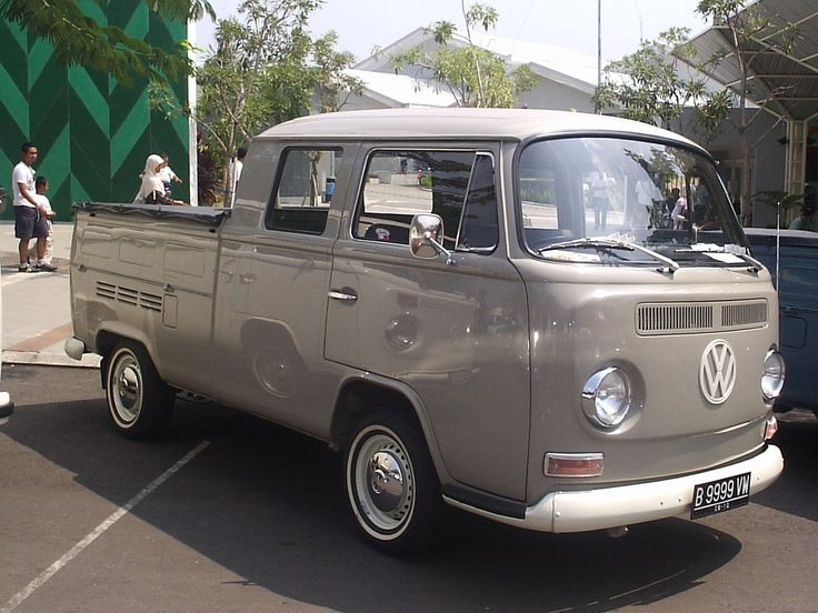 VW Kombi Bus | volkswagen type 2/bus/transporter/kombi/crew cab (early) bay window ...