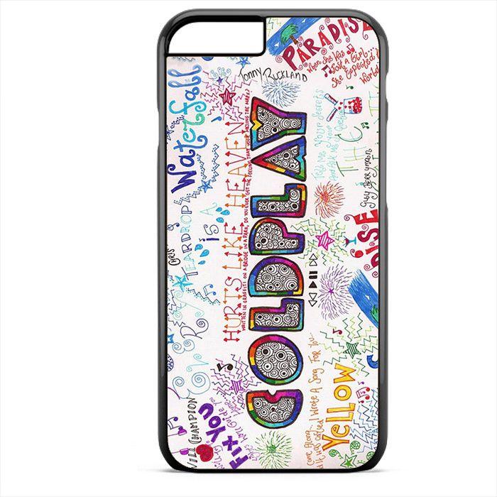 Coldplay Logo Center Camera TATUM-2769 Apple Phonecase Cover For Iphone SE Case