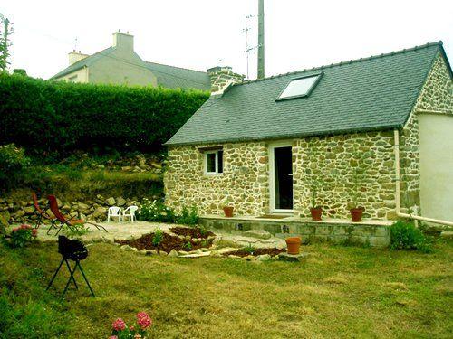 Location saisonnière d'une Maisonnette de caractère en bretagne, 29880 Plouguerneau (Finistère)