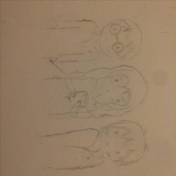 Quick doodle#harrypotterfans
