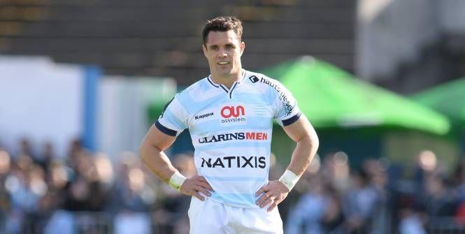 Rugby - CE - Coupe d'Europe (Racing 92) : Dan Carter ne pouvait pas sortir