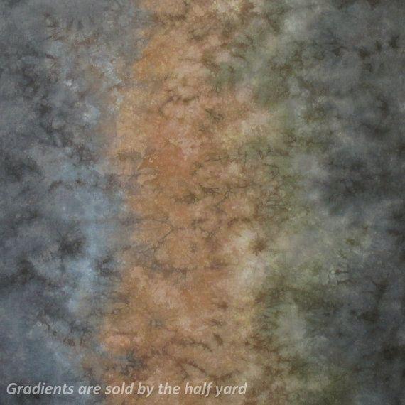 Tinti a mano tessuto strada rocciosa gradiente