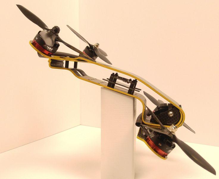 Carbon Hornet 250 high performance racing drone Revolution Aerial
