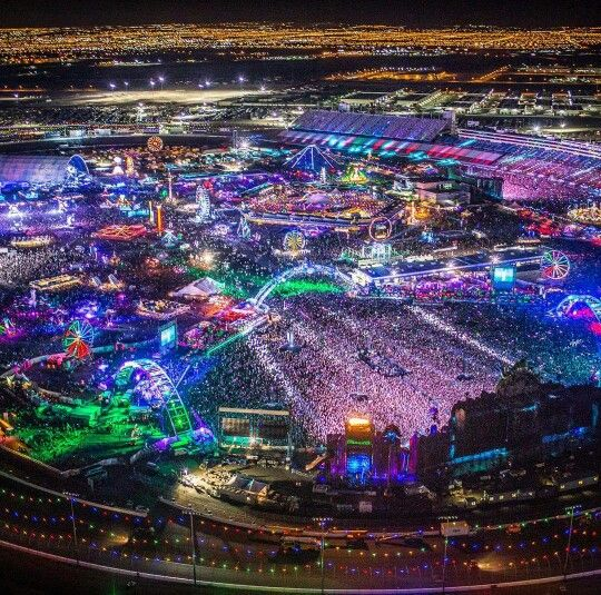Edc vegas. Next year I'm going!!