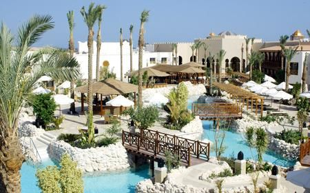 Sharm el Sheikh, hotel Ghazala Gardens
