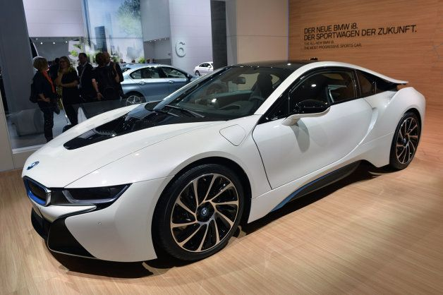 BMW says its plug-in hybird i8 is sold out. http://aol.it/1bPWBq9   @BMWUSA @BMW i #BMWi8 #hybridcars #hybrid