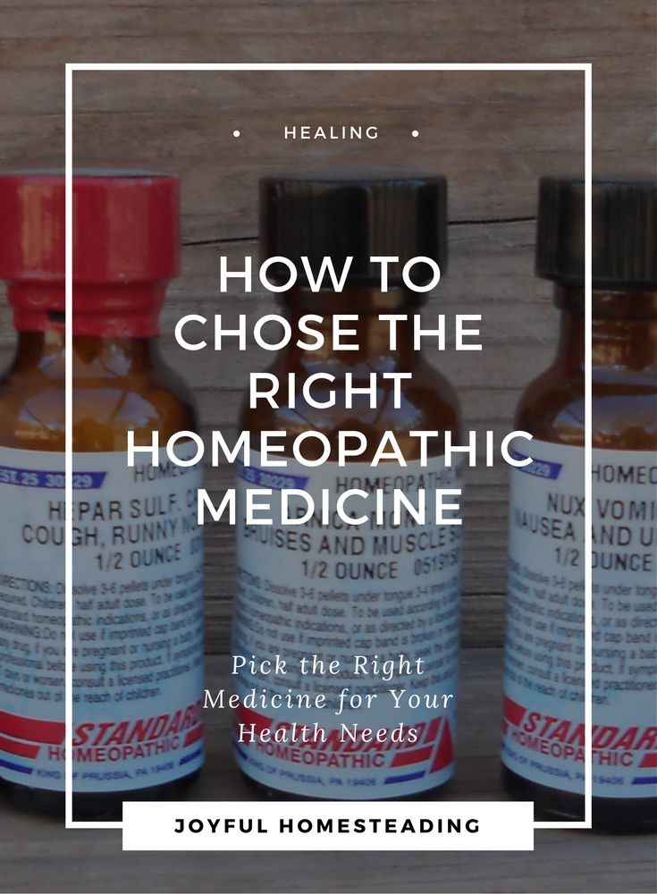 Guide to using homeopathic medicine is useful for gentle, quick healing of many ailments. Here are some of the more common homeopathic remedies you should have on hand for emergencies.