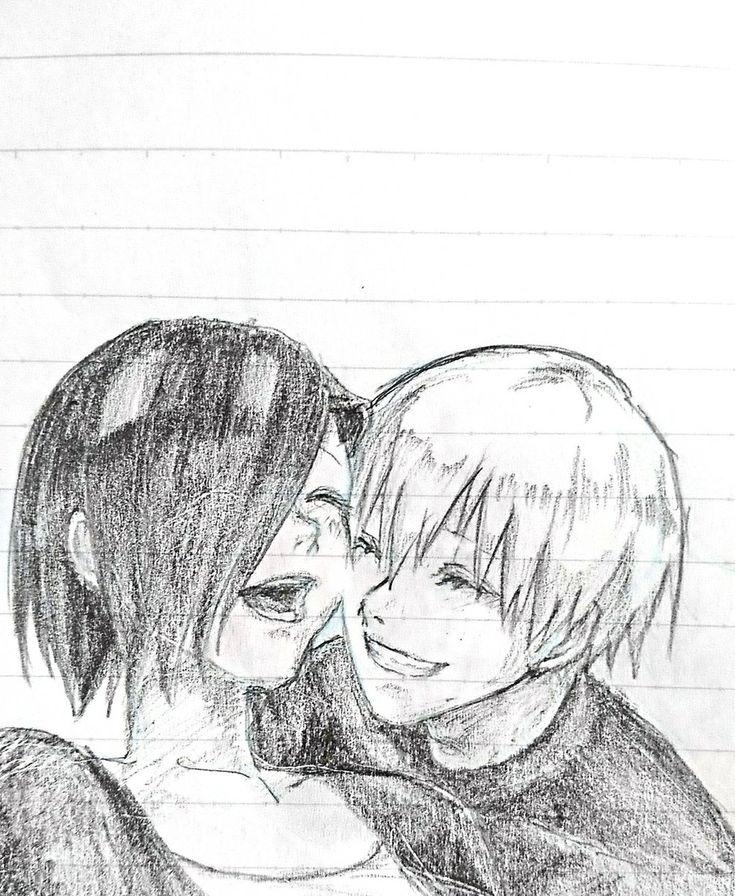 Kaneki Ken & Touka Kirishima