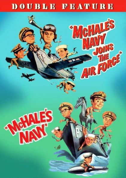 Mchale's Navy/Mchale's Navy Joins the Army