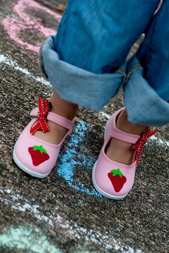 addie's shoes Halloween!