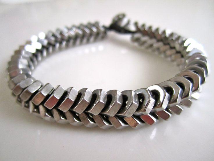 Found Object Jewelry Ideas   Industrial Chic Jewelry Projects