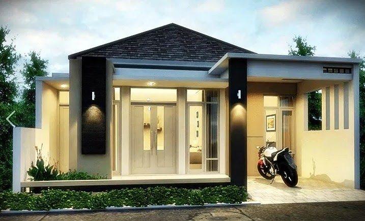 35 Desain Rumah Minimalis Tampak Depan Terbaru 2020 Desain Rumah Minimalis  Tampak Depan 2019 Deagam De… Di 2020 | Rumah Minimalis, Warna Eksterior  Rumah, Eksterior Modern