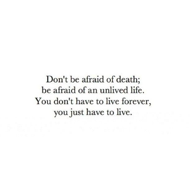 Life quotes @roisinosh