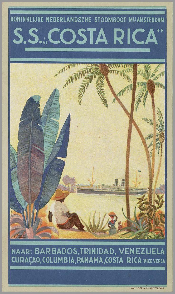 costa rica posters - Google Search
