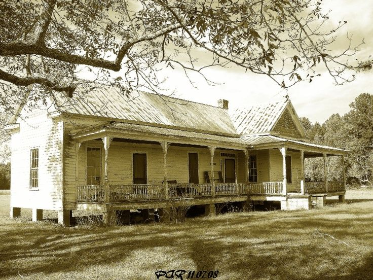 Old Farmhouse House Plans Via Phyllis Tyler Richardson